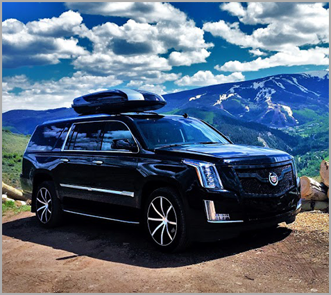 Car Service Vail Colorado