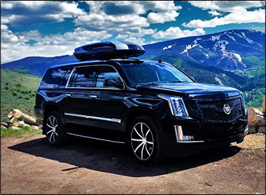 Vail to Denver Limo Services