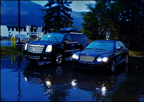 Limousine Service for Restaurant Trips
