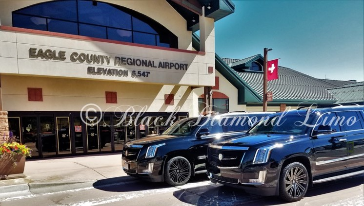 Eagle-Vail Airport (EGE) Limo Transportation