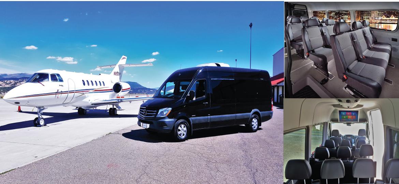 Executive Limo Services Denver